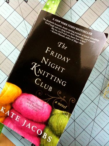 Review The Friday Night Knitting Club Entry 40 Valerie Moss